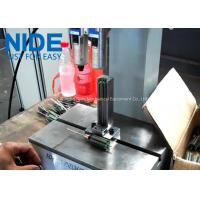 Buy Manually Armature Rotor Commutator fitting Pressing Inserting Machine 5KN at wholesale prices