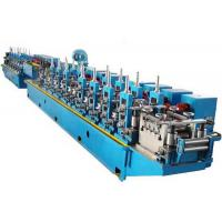 Quality Welded Steel Pipe Production Line for sale