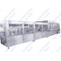 Quality Capacity 20000 BPH Juice Filling Machine 60 Heads Hot Filling Valves For 500ml for sale