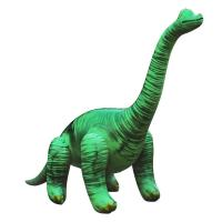 Quality Inflatable Brachiosaurus Dinosaur Pool Kids Toys Large 48 Long Animals Toy OEM for sale