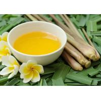 Quality Citronella oil Natural Essential Oils For cosmetic and flavouring industries CAS 8000-29-1 for sale