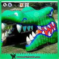 Quality Sports Advertising Inflatable Tunnel/Event Inflatable Crocodile Tunnel for sale