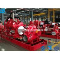 Quality High Precision Centrifugal Fire Pump 1000GPM /145PSI For Storage Warehouses for sale