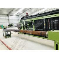 Quality Professional Gabion Production Line GBPL-2 For Gabion Wrapped Edge Machine for sale
