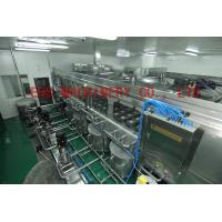 Quality SUS304 3 - 5 Gallon Water Bottle Filling Machine Complete Line 2000 Bottle Per Hour for sale