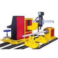 Quality Energy Efficiency Cnc Automatic Pipe Cutting Machine For Intersection Cutting for sale