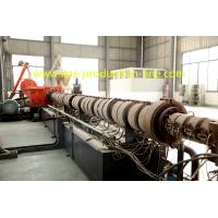 Quality Styrofoam Insulation Sheets Single Screw Extruder Machine CFC / HCFC / HFC Free for sale