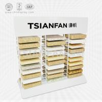 China Desktop Iron Wire Stand For Artificial Stone,Three Columns-SRT2010 on sale