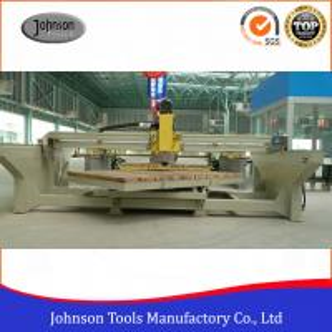 China Automatic Marble / Granite / Stone Cutting Machine High Precision on sale