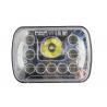 Buy cheap 1 Pair 45W 3800 Lumens Led Headlight Light Bulb Crystal Sealed Beam Headlamp from wholesalers