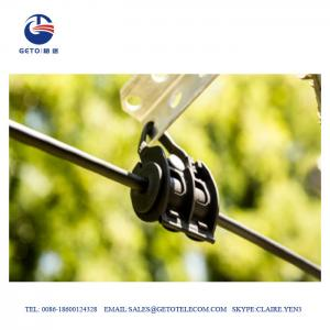 Quality FTTH Steel Suspension Clamp for sale