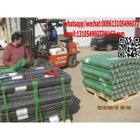 Buy PP black plastic ground cover /vegetable garden weed mat/silt fence/landscape at wholesale prices
