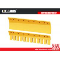 Quality GET Parts 4T3512 Excavaor Parts Cutting Serrated Plates End Bit Motor Grader Cutting Edges for sale