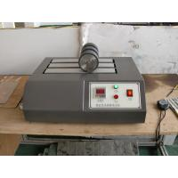 Quality Three Wheel Rubber Testing Machine , Standard Electric Rolling Wheel Testing Equipment for sale