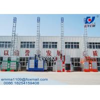 China Customized SC Rack and Pinion Building Elevator for Various Projects on sale