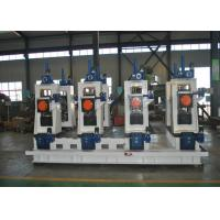 Quality SGS Standard Square Tube Mill Machine With PLC Encoded Control for sale
