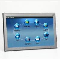 Quality Customized LED Indicator 10.1 Inch Flush Wall mounted Android Tablet PoE with RJ45 Ethernet Wifi for sale