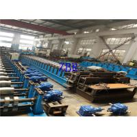 Buy cheap Grain Bin Storage Steel Silo Forming Machine / Steel Silo Corrugated Side Panel Roll Forming Machine from wholesalers