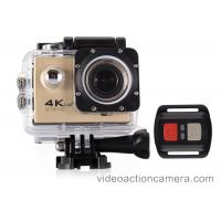 Quality H.264 Remote Control Wifi Camera 1080P Waterproof  With 2.0 Inch Lcd for sale