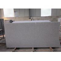 Quality Polished Grey G603 Granite Stone Slabs For Building Construction Acid Resistant for sale