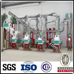 Quality Corn flour maize meal grinding machine/corn mill/corn milling machine for sale
