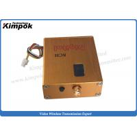 Buy 10km LOS FPV long range wireless transmitter Lightweight 1200Mhz Image at wholesale prices