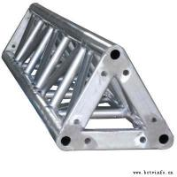Buy Speaker Aluminum Triangle Truss Bolt System For Display Truss at wholesale prices