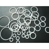 Buy Non-Stick PTFE ring , 2.30 g/cm³ PTFE O-Rings For Pipe Fittings -180 °C - 260 °C at wholesale prices