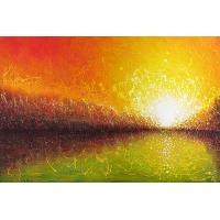 Quality frame painting landscape wall decoration for sale