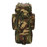 Buy Upgrade Version Military Tactical Backpacks , Army Green Travel Carry On Backpack With Rain Cover at wholesale prices