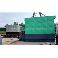 Quality Durable Coal Fired Thermal Oil Boiler System High Heat Efficient For Wood Processing for sale