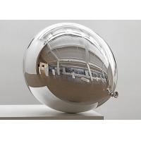Buy cheap Polished Metal Garden Stainless Steel Decoration Balloon Sculpture from wholesalers