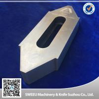 Quality Wear Resistance Plastic Granulator Blades For Copper Cutting High Intensity for sale