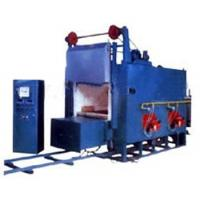 Quality Complete fiber trolley type furnace oil fired furnace roasting furnace for sale