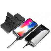 Quality Iphone Samsung Portable Cell Phone Power Bank High Speed  With Phone Stand for sale