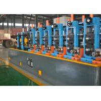 Quality High Precision HF Straight Seam Steel Welded Pipe Production Line / Tube Mill for sale