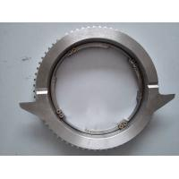 Quality Steel Rotary Printing Machine Spares , Printing Machine Gears Repeat Head Replacement for sale