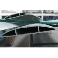 Quality Warehouse Using Industrial Palm Frond Fan Blades / Aluminum Louvers Panel HVLS Fan Blade for sale