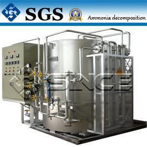 380V 460V 415V High Purity Hydrogen Ammonia Cracker Unit for Cooper Tube