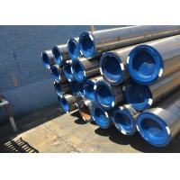 Quality Ship Building Seamless Carbon Steel Pipe , ASTM A106 Grade B Pipe Hot Rolled / Cold Drawn for sale