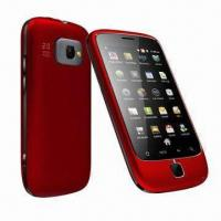 Quality 3.5-inch Touch Screen Smartphones with Dual-SIM, 850/900/1,800/1,900MHz GSM/GPRS/EDGE, UMTS 2,100MHz for sale