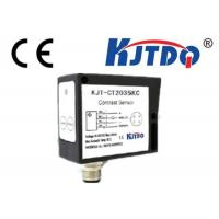 Quality Color Mark Infrared Photoelectric Sensor Kjt-ct2035kc 10 - 30vdc Output Voltage for sale