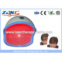 China 820mW Power Red Laser Hair Cap / Laser Light Treatment For Hair Loss , Non - Invasive on sale