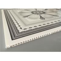 Buy Customized Decorative Pvc Ceiling Tiles , Waterproof Ceiling Tiles Bathroom at wholesale prices