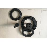 Quality High Precision Spiral Bevel Gear Bevel Pinion And Crown Wheel For Gearbox for sale