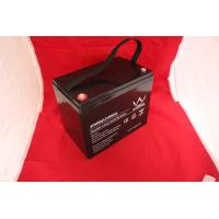 Quality Off Grid  UPS Lead Acid Battery 12V For Portable VTR And Tape Recorders for sale