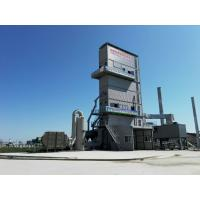 Buy 4000 Type Hot Mix Asphalt Plant With Auto Ignition Burner Interlock Protection at wholesale prices