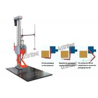 Buy cheap ISTA Lab Drop Tester Machine Perform Surfaces , Corner and Edge drop Test  OEM Available from wholesalers