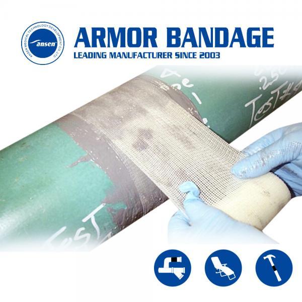 Buy Certified in Europe & USA,ansen fiberglass pipe repair wrap fix tape Fiber-fix kit for fast repair pipe leaks at wholesale prices