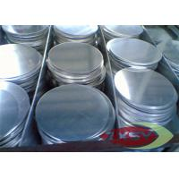 Quality High Moisture Mill Finish Polished Aluminium Circle , Aluminum Round Sheet for sale